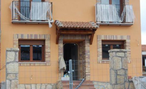 obra terminada, Robledo (Segovia), 2012