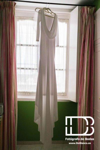 fotografias de bodas, traje de novia (Cádiz)