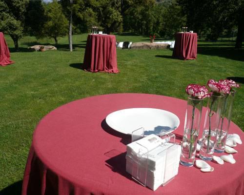 Un gran catering para una gran boda