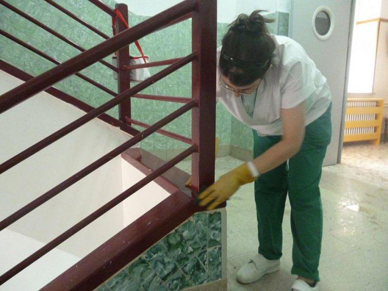 Pulimpser, limpiezas y mantenimientos en Madrid