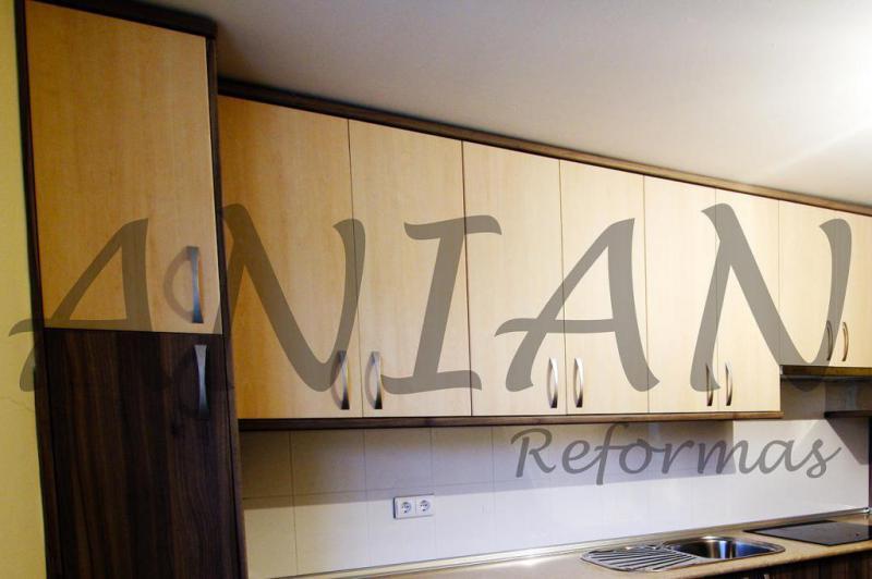 Anian Reformas, muebles de cocina y baño en Zaragoza
