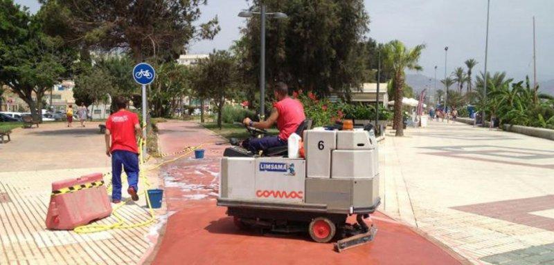 Limsama, limpiezas en Málaga