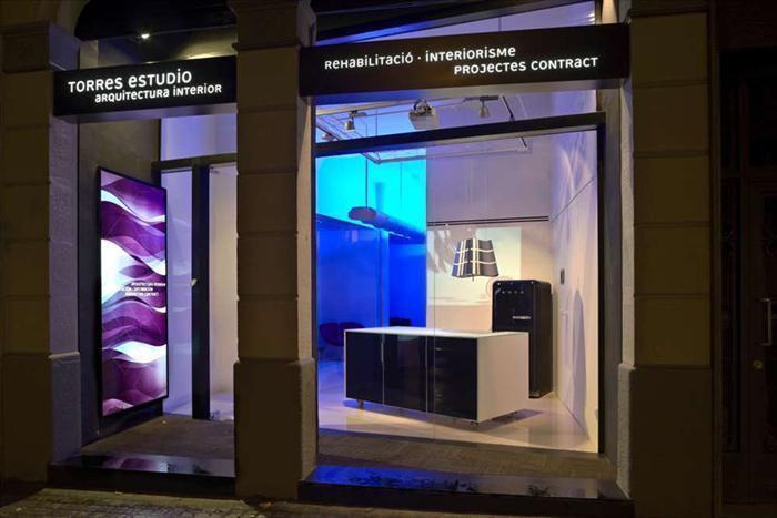 Torres Estudio - Arquitectura interior barcelona