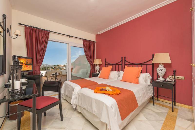 Habitación en La Cala Hotel en Mijas