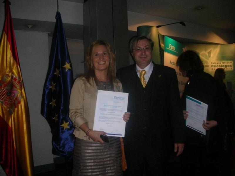 Primera promoción de psicólogos con el Título europeo EuroPsy