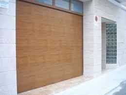 Puertas de garaje motorizadas
