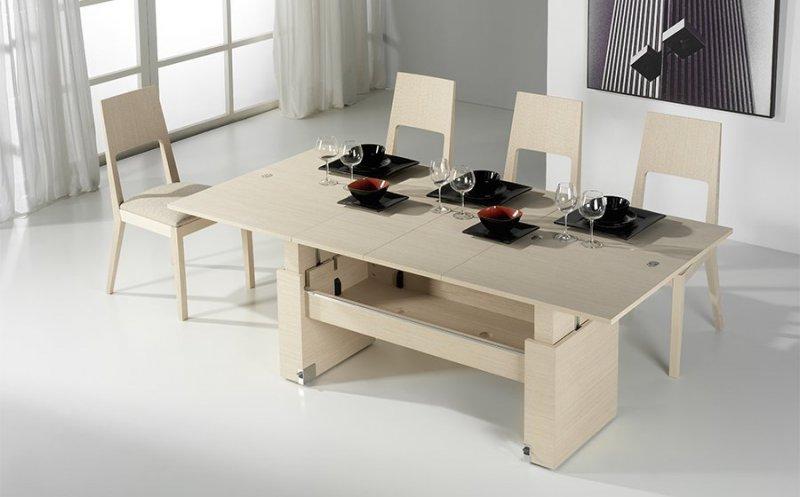 mesa convertible evolution pemi muebles amobel