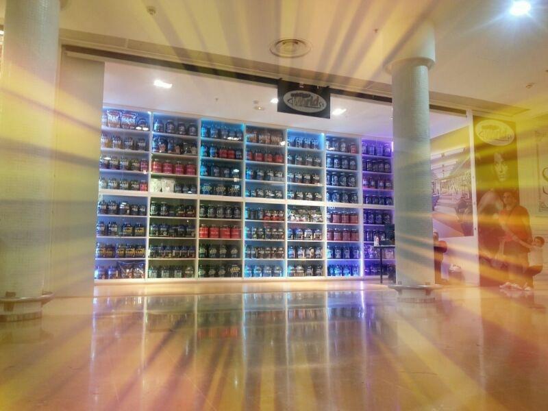 Tienda de Proteinas Nutricion Deportiva y Suplementos Deportivos Alfonso del Rio
