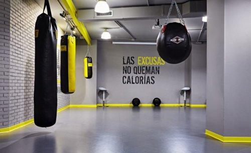 Reto 48 - centro de entrenamiento personal Madrid