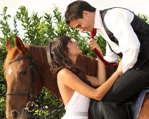 Romántica instantánea