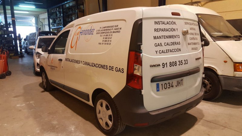 Gas Fernández