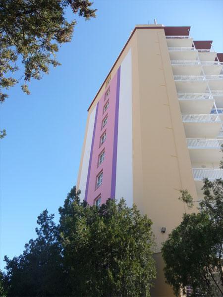 Pintura Industrial Los Malagueños, rehabilitación de edificios en Málaga