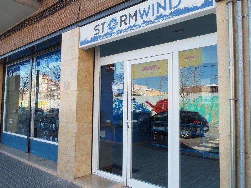 Entrada Stormwind Informática Badalona