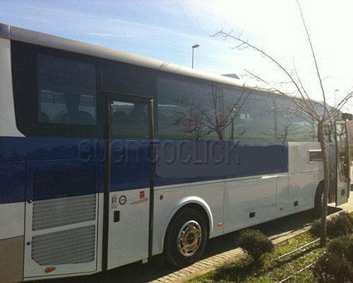 Autobuses para alquilar