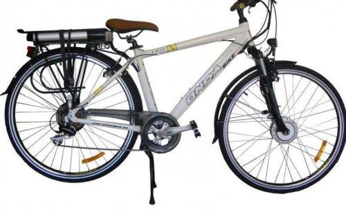 Bicicleta eléctrica modelo Ondacity2