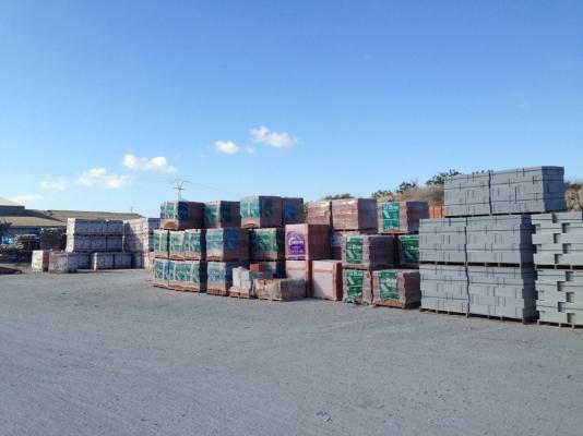 Cubas el Tarajal, materiales de construcción en Málaga
