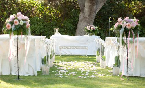 Para una boda de cuento