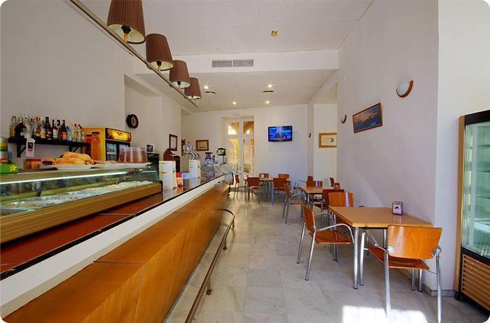 Interior Bar Cafeteria Campus