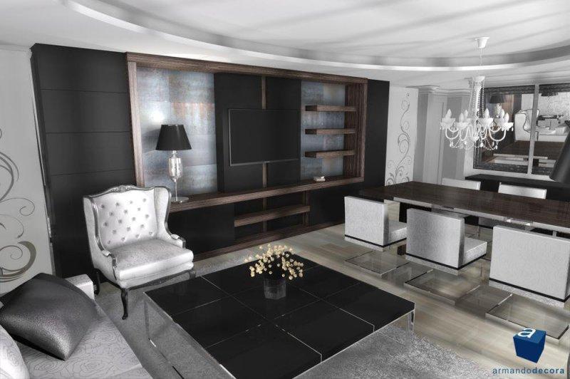 Proyecto 3D vivienda-lujo