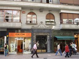 Calle Ercilla, 34-entrada y oficinas
