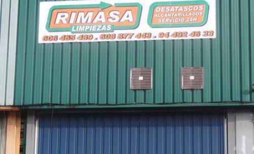 Limpiezas Rimasa, desatasco y reparación de tuberías y arquetas en Bizkaia