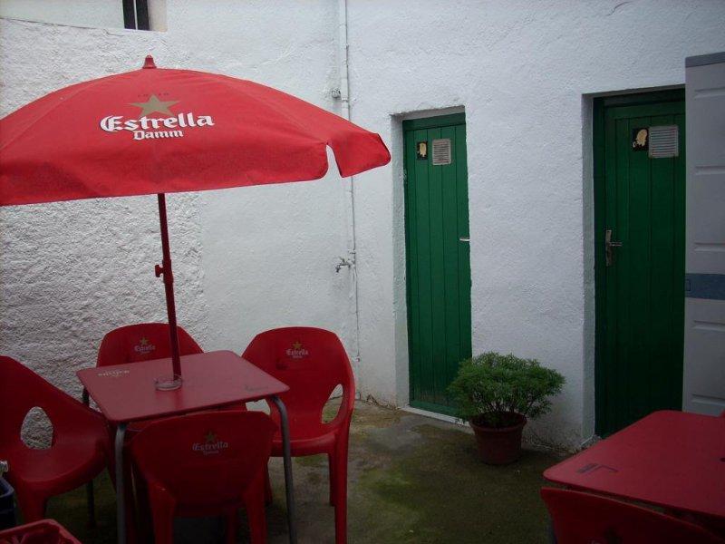Bar Polo patio