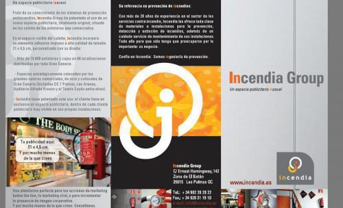 folleto incendia group