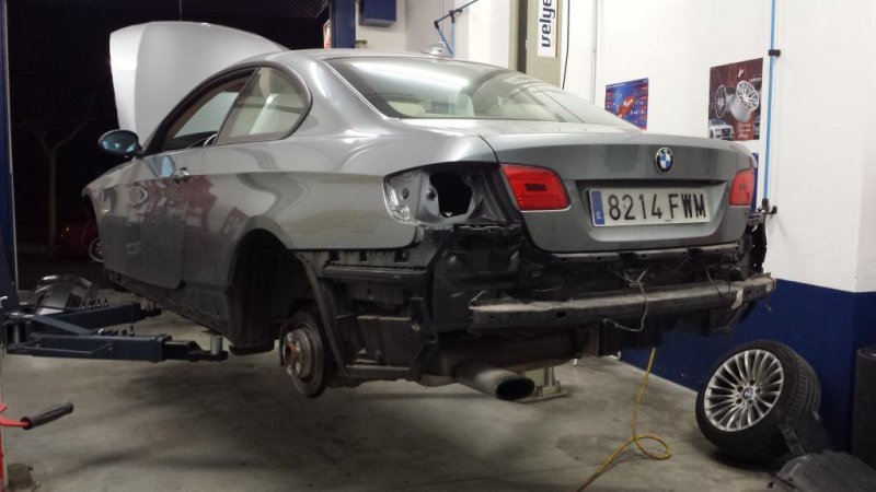 PREPARACIÓN BMW