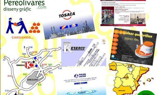 Realización de webs e infografía