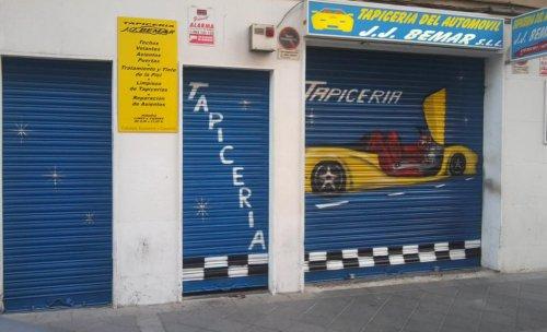 Tapicería JJ Bemar, tapicería para el automóvil en Alicante