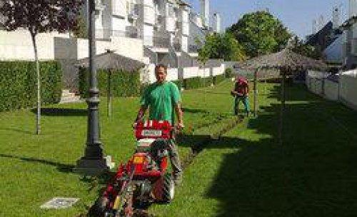 Jardinería de la Rica