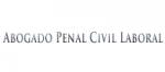 logo abogado penal civil laboral