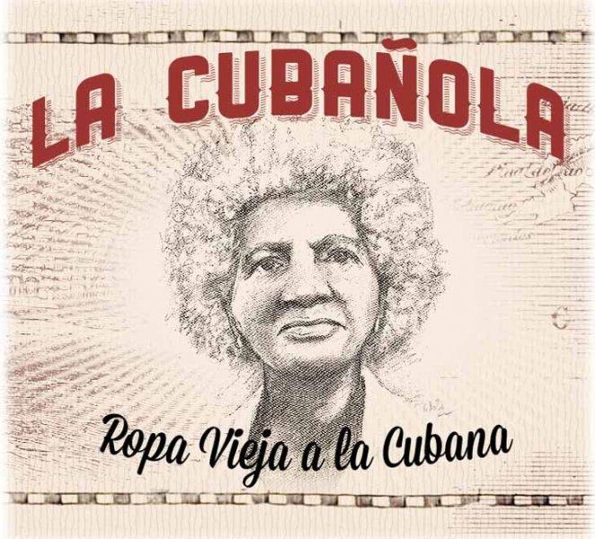 ropa vieja a la cubana la cubañola, nuestra primera receta envasada, carne de ternera desmechada de alta calidad