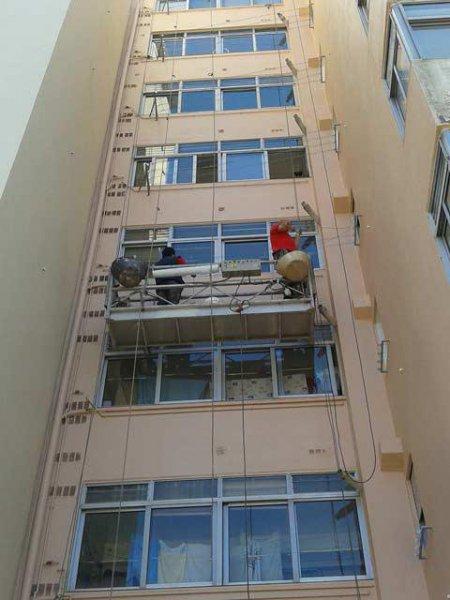 Cobas Construcción, rehabilitación de fachadas en Vigo