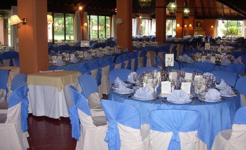 Salones de celebracion con capacidad para 400 invitados