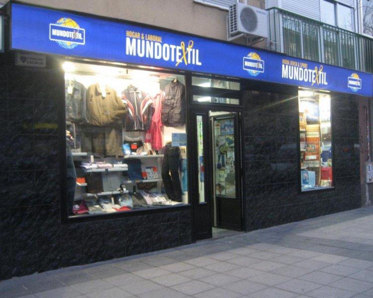 Mundotextil - Av. Oporto, 21 Madrid