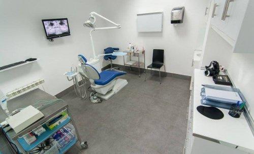 Equipo de dentistas