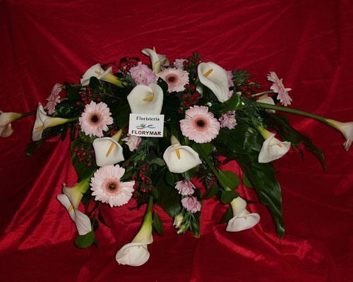 Bellos centros florales