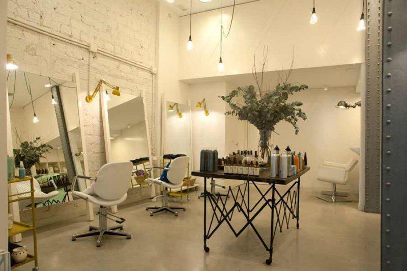 Sube Susaeta Interiorismo Sube Contract reforma de peluqueria en Bilbao