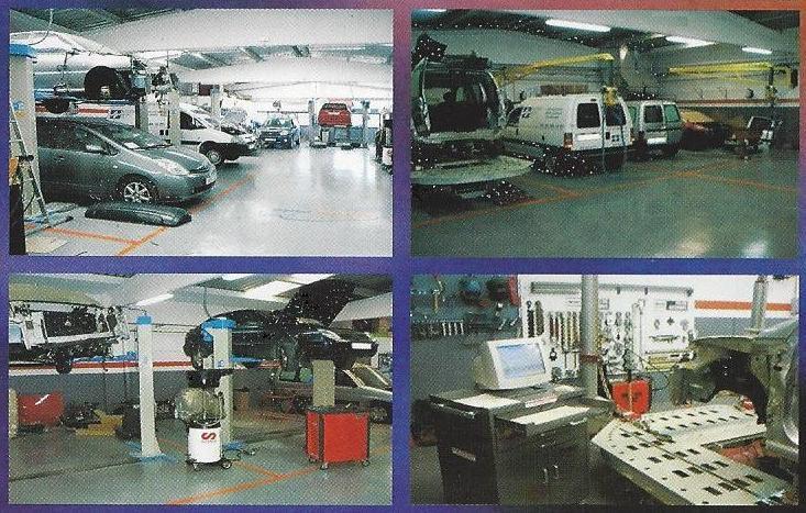 servicio de chapa y mecánica