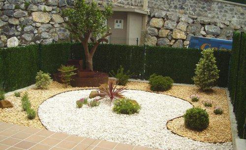 Ganboa, jardinería en Guipuzcoa