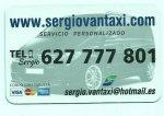 Sergio Van Taxi