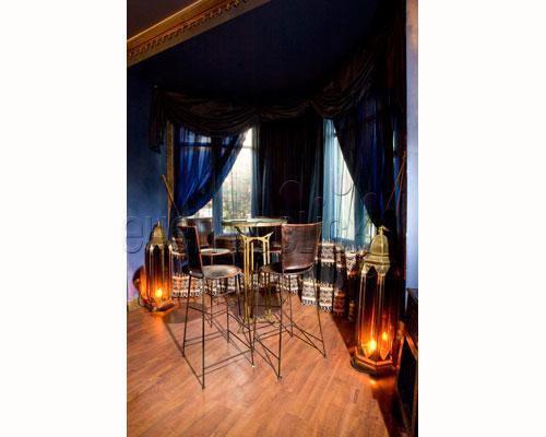 Su sala se presta para concebir en su interior diversos acontecimientos