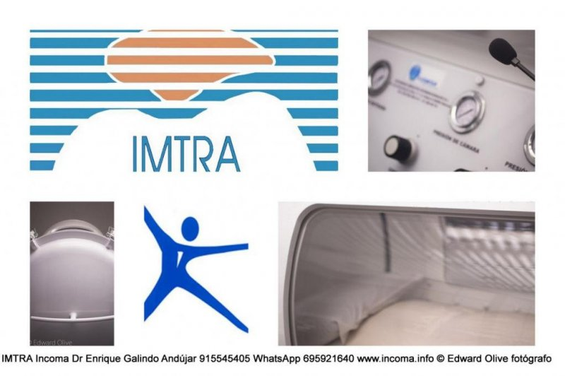HBOT Hyperbaric oxygen therapy in Madrid Spain Imtra Incoma clinic
