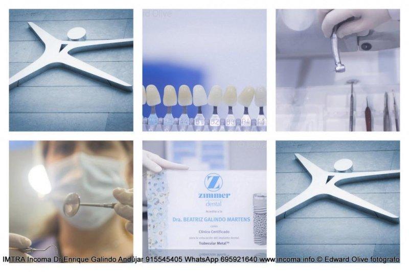 Clinica dental IMTRA Dentista en Madrid Doctora Beatriz Galindo