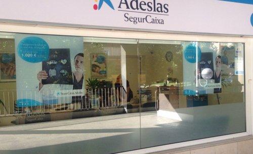 Oficina Adeslas segurcaixa Alcorcon