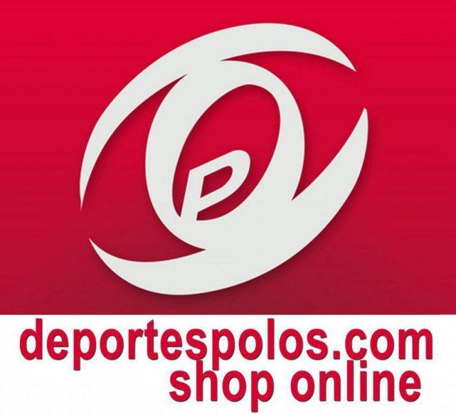 logo deportespolos tu tienda online
