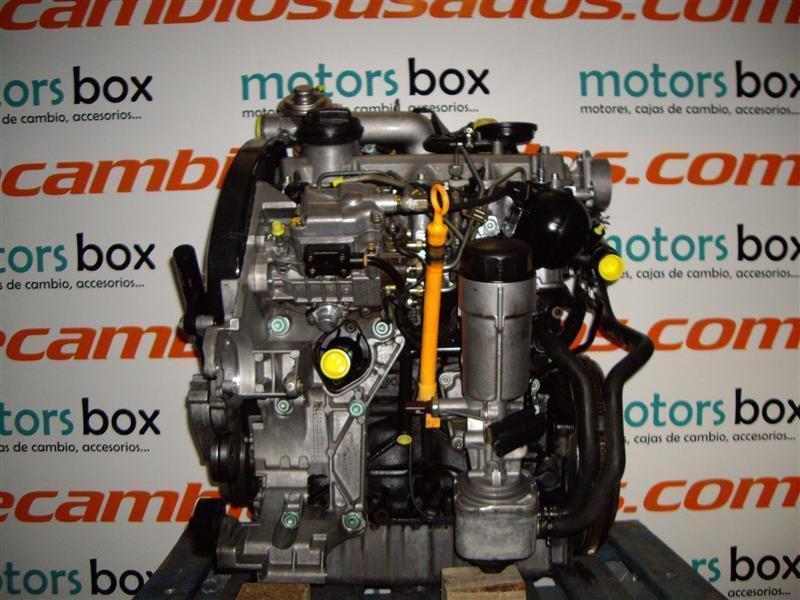 Motor Seat Leon 1.9TDI 110cv