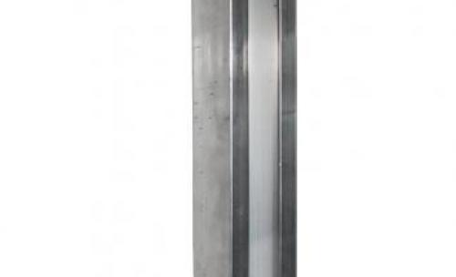 Perfileria para fachada ventilada pesada