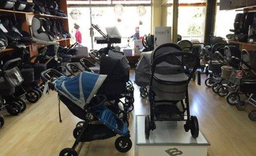 Sillas de paseo y coches de paseo para bebé